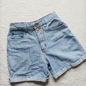 Vintage Arizona High Waisted Faded Jean Shorts